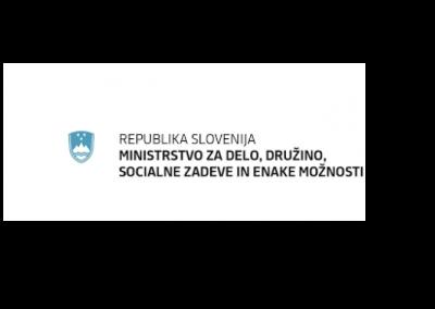 Ministrstvo za delo, družino, socialne zadeve in enake možnosti