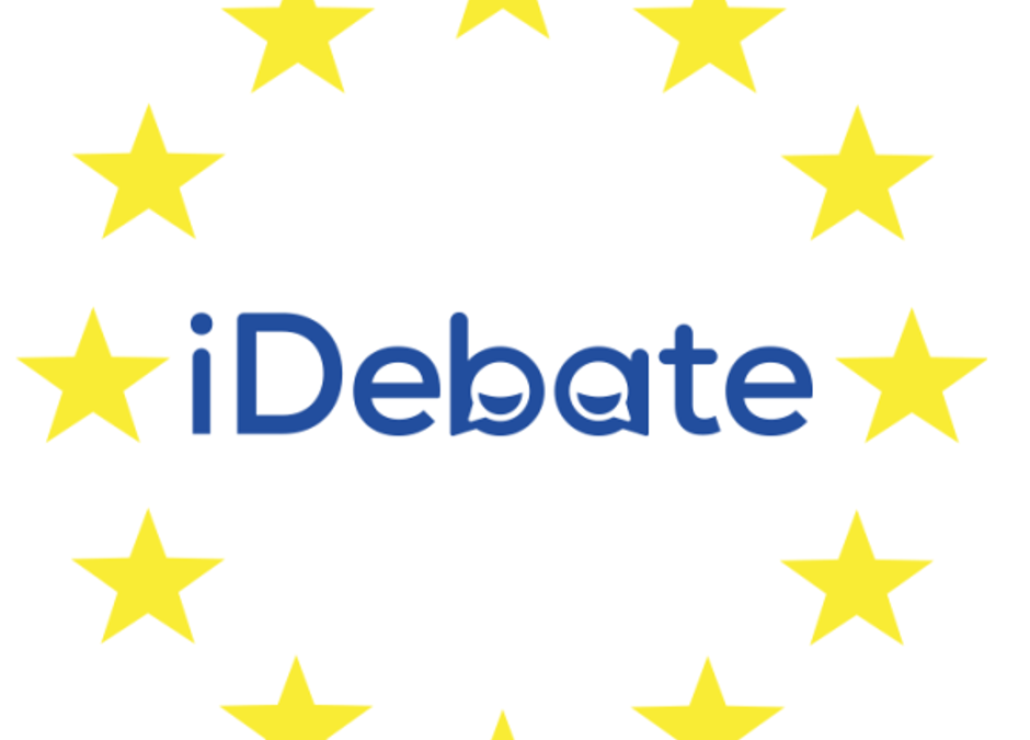 iDebate: Debatiram, krepim znanje
