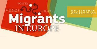 Natečaj »Priseljenci v Evropi«