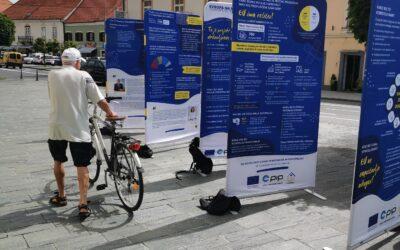 Razstava projekta Evropa na našem pragu tokrat v Slovenski Bistrici