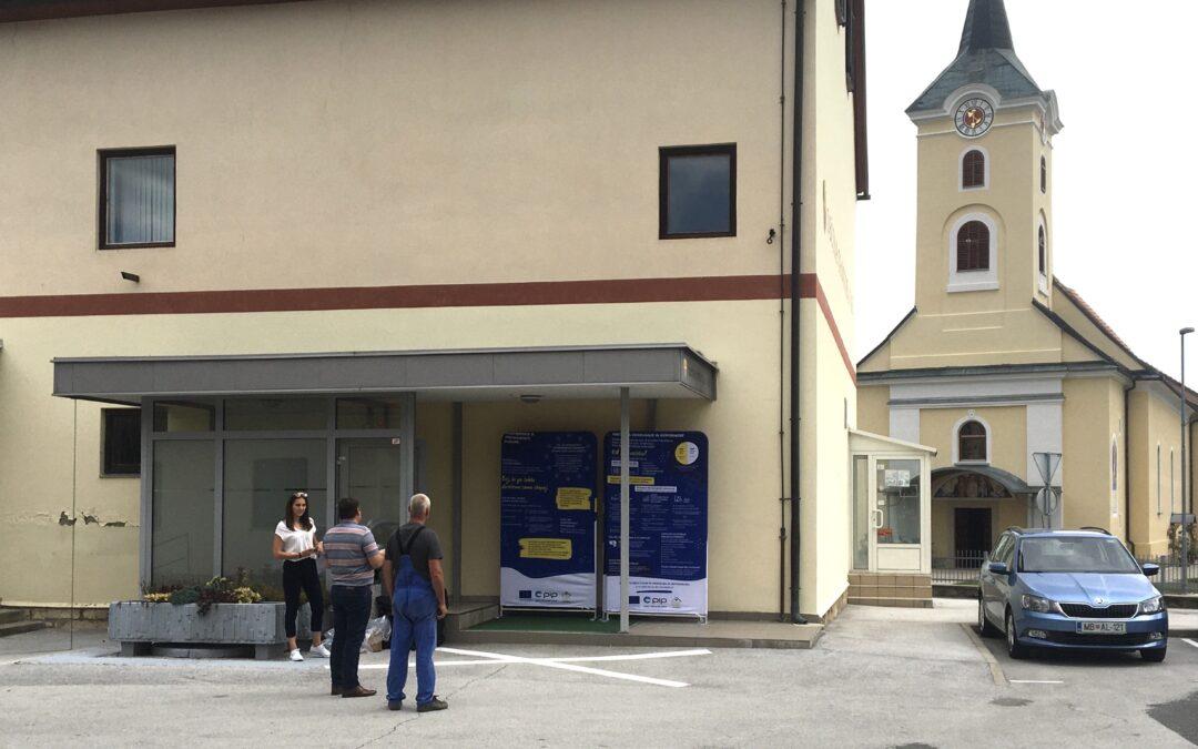 Evropa na našem pragu v Trnovski vasi